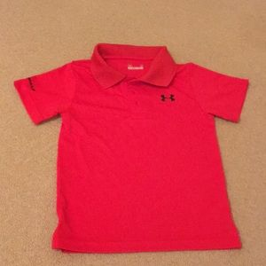 Boys Under Armour Polo shirt